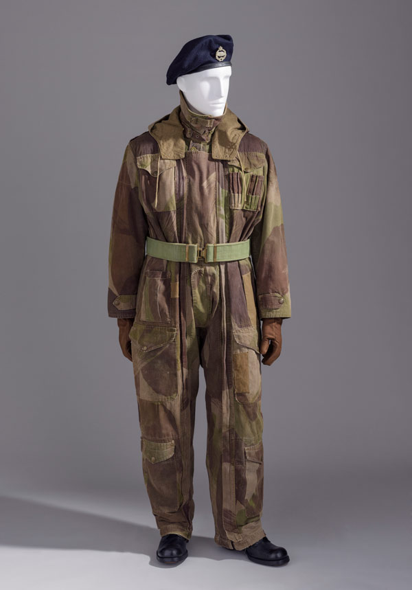 Army Tank Suit