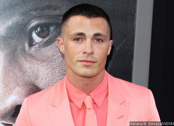 Colton Haynes comes out