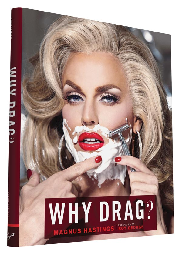 Book cover: Why Drag?