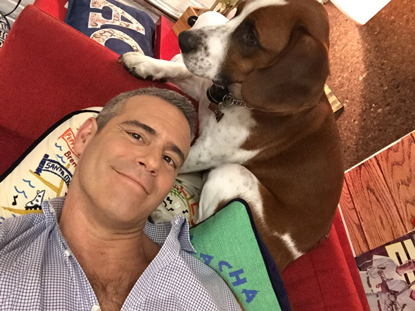 Photo courtesy of Andy Cohen