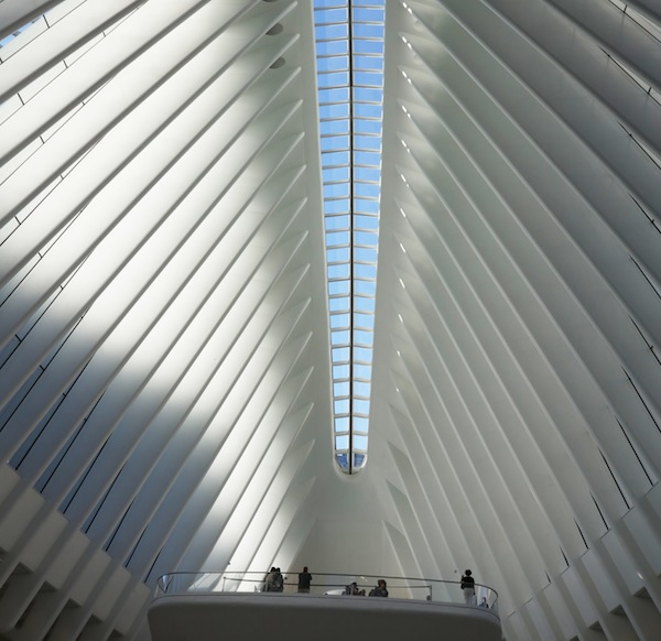 Oculus: New York's Eye-Popping One Stop Shop