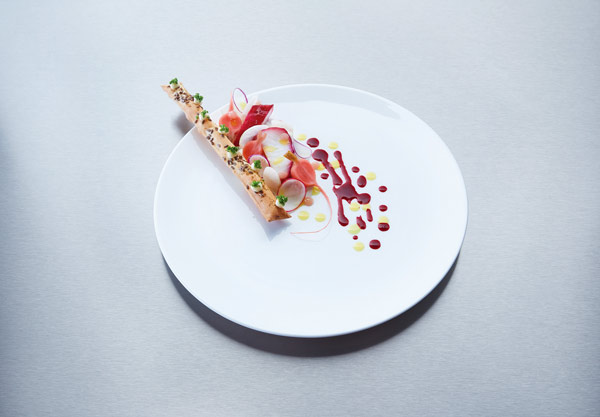 Black Cod from  the Ikarus Kitchen