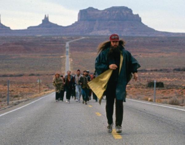 Run (Like Forrest Gump), Don't Walk to Monument Valley