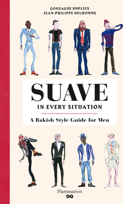 Suave in Every Situation Cover