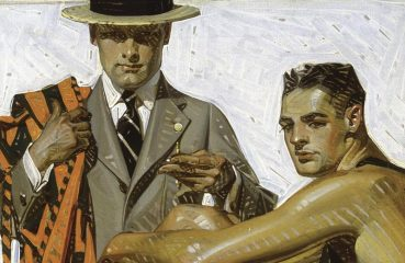 Leyendecker painting