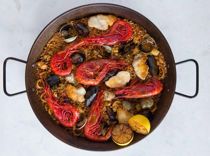 Boqueria Spanish Tapas Restaurants Nyc Worldpride 2019 Guide