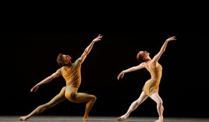 Twyla Tharp dancers