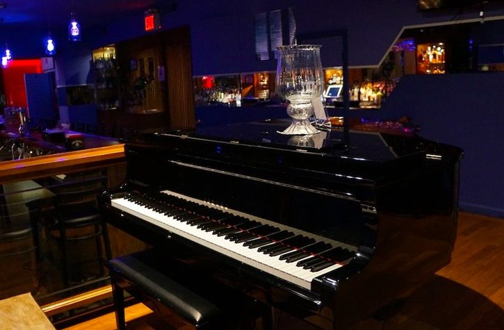 Gay and lesbian piano bar