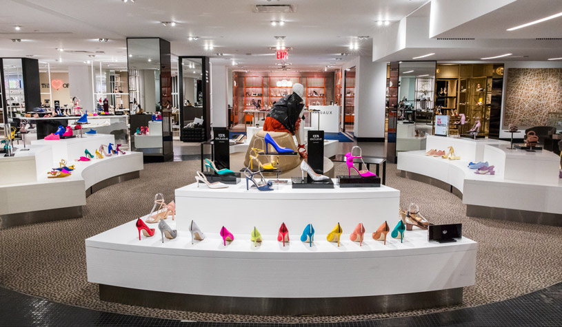 9bf9589d8a ... Shopping · Where to Eat · NYC Travel Tips. women's shoes at  bloomingdales