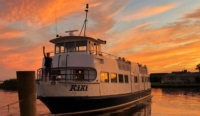 Davis Park Ferry