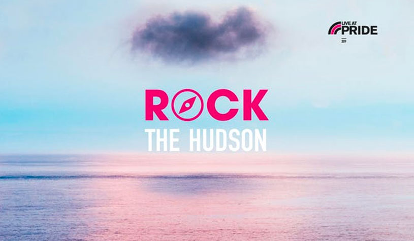 rock the hudson