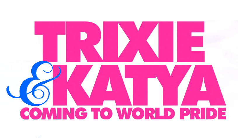 trixie and katya logo