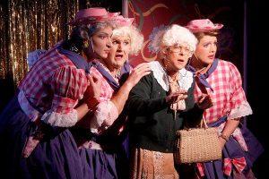 The Golden Girls Musical Parody