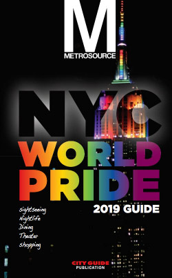 Metrosource NYC WorldPride Guide