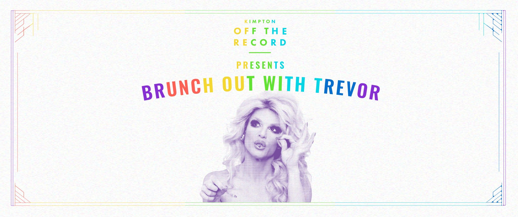 brunch out with trevor