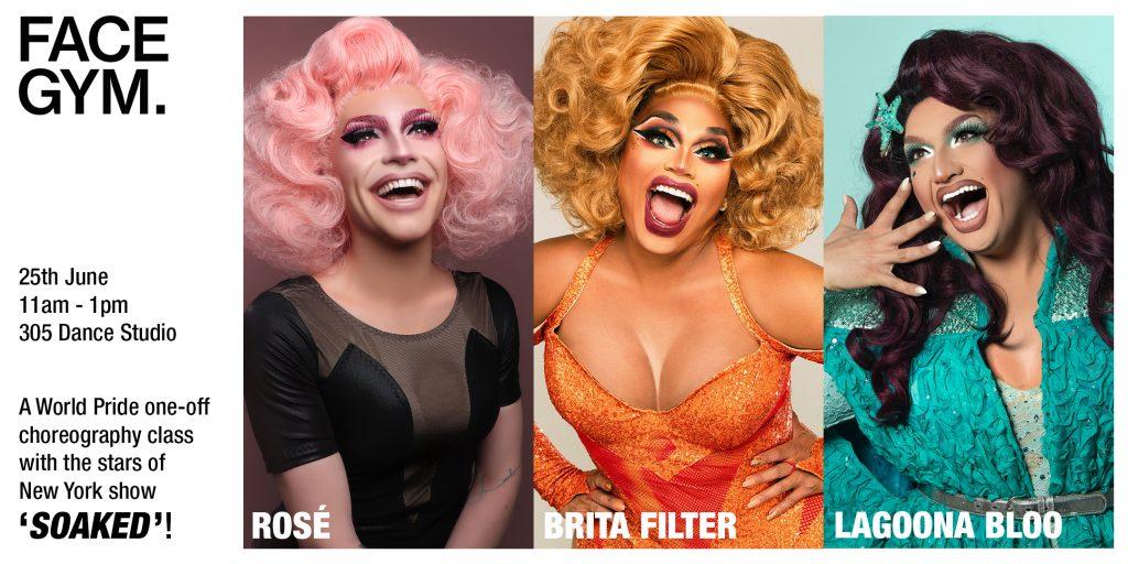 drag queens poster