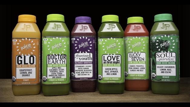 juice press bottles