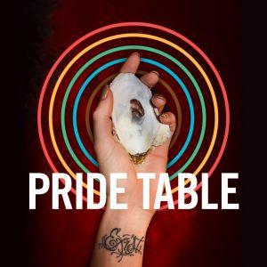 pride table