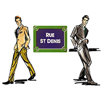 Rue St. Denis Clothier Ltd. Vintage Clothing