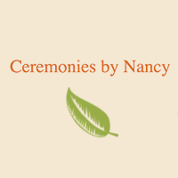 Ceremonies by Nancy
