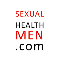 sexual health men logo