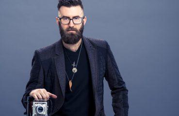 Photographer Eric Schwabel