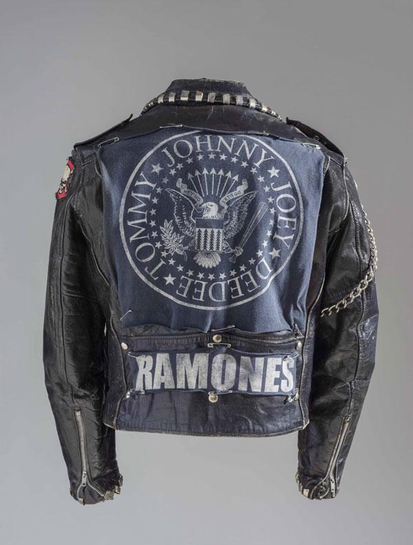 Leather Punk Jacket