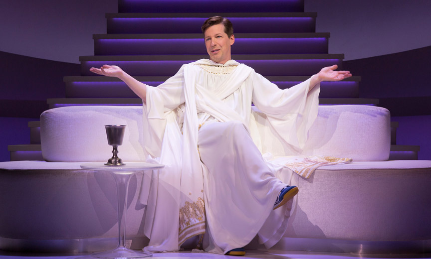 Sean Hayes as God