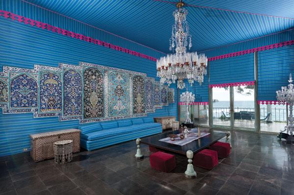 Photo courtesy of Doris Duke Foundation for Islamic Art