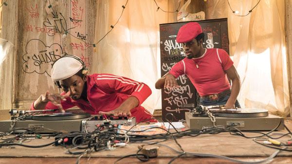 Hip hop DJs