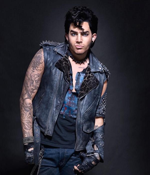 Adam Lambert Rocky Horror