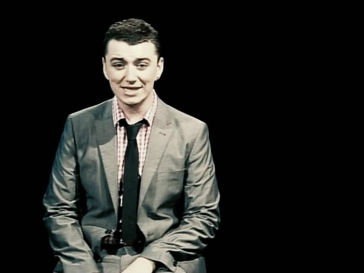 Young Sam Smith
