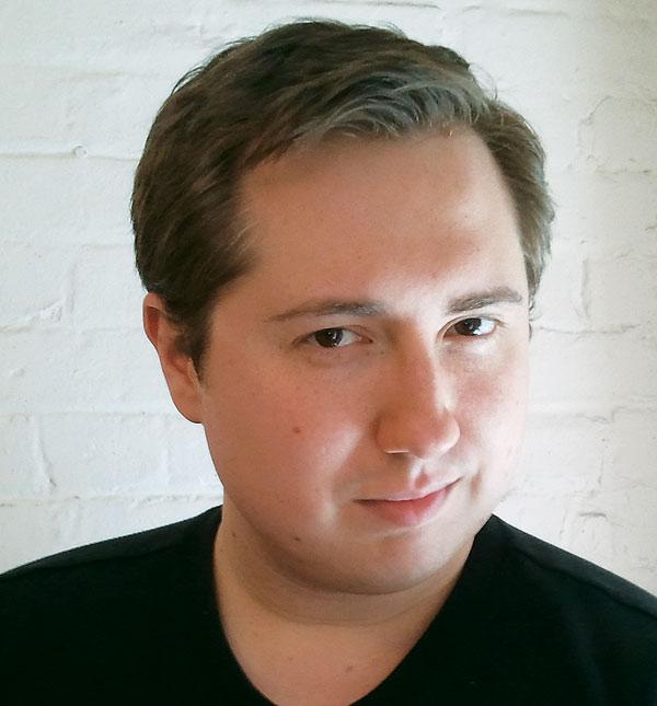 Editor of Metrosource, Paul Hagen