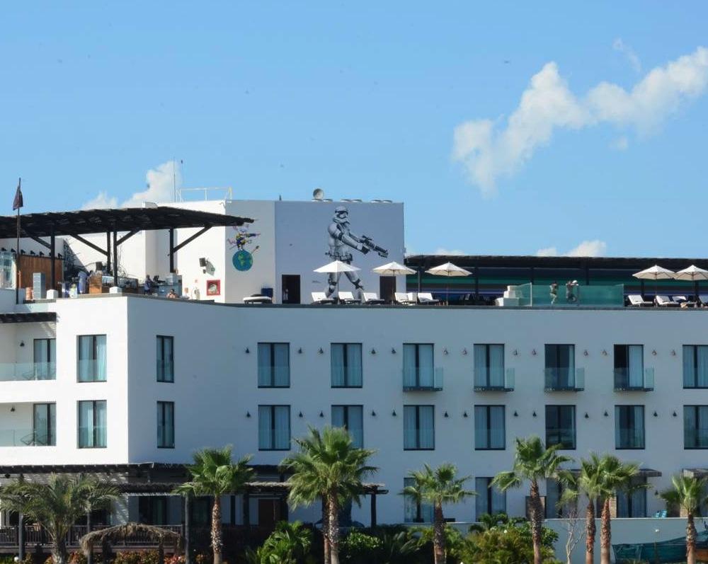 El Ganzo Hotel, Los Cabos