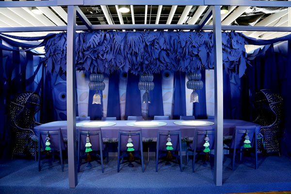 Designed by Ghislaine Vinas Interior Design