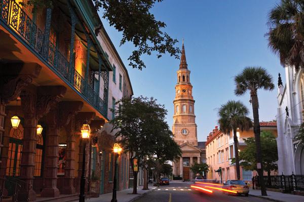 Dock Street, Charleston
