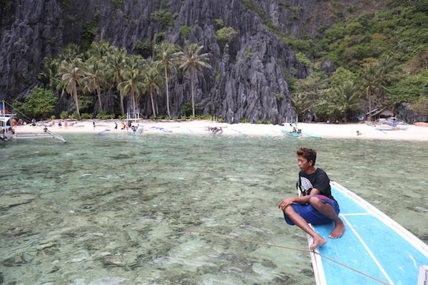 Nido Beach, Phillipines