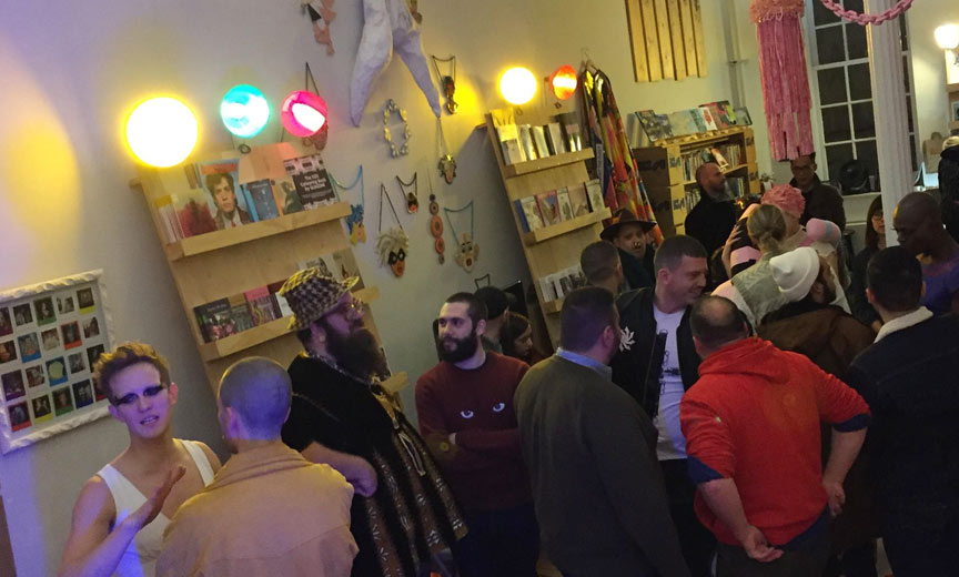 Queer Comic Book Festival