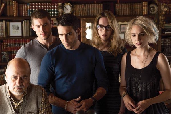 Sense8 Cast
