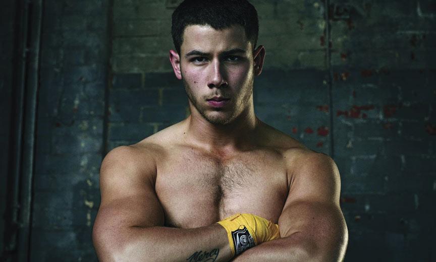 Nick Jonas—photo courtesy of DIRECTV