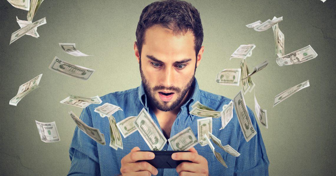 High tech money management