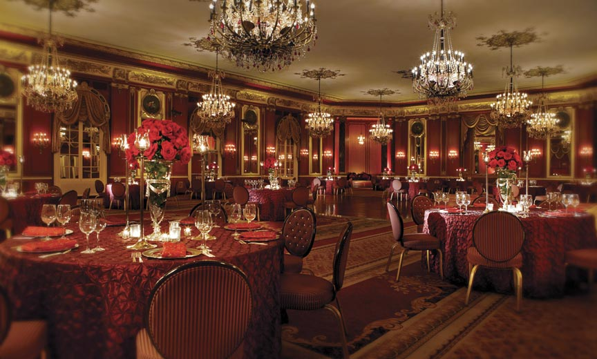Red Lacquer Room