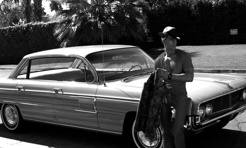 classic LA look
