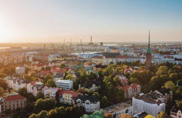 Helsinki in Autumn