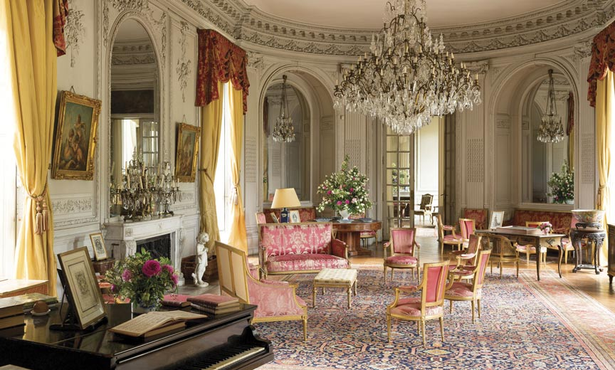 A new book french chateau living puts readers in luxurys lap