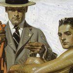 Leyendecker painting