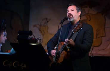 Duncan Sheik at Cafe Carlyle