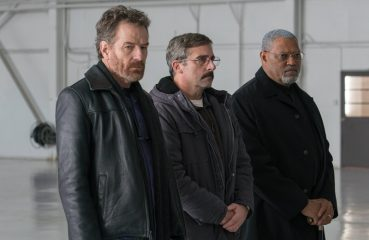 Cranston, Carell & Fishburne