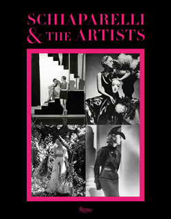 cover art:  schiaparelli and the artists