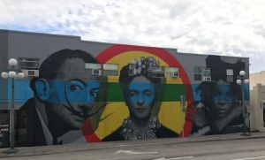 Hollywood, Florida mural